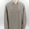 pull col polo taupe