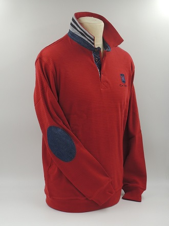 Polo inter rouge